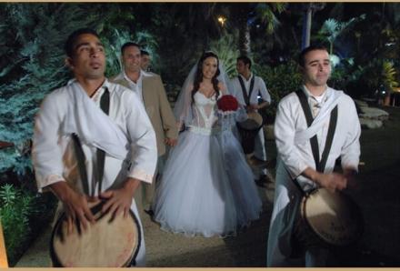 כניסה לחתונה- ג'ננה הפקות